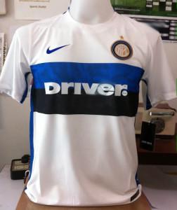 Inter Milan 2016 maillot exterieur 15-16