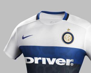 Inter Milan 2016 maillot exterieur 15-16 Nike