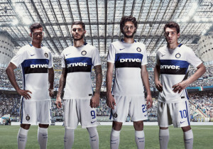 Inter Milan 2016 maillot exterieur officiel 2015 2016