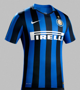 Inter Milan 2016 maillot foot domicile 2015 2016