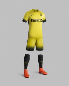 Inter Milan 2016 maillot third 15-16 officiel