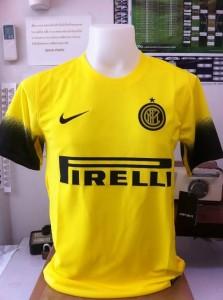 Inter de Milan 2016 troisieme maillot third 2015 2016