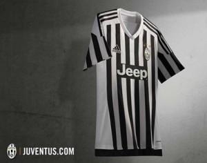 Juventus 2015 2016 maillot domicile officiel 15-16