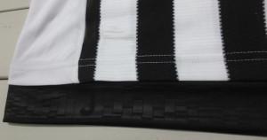 Juventus 2016 bas du maillot foot domicile lettre J