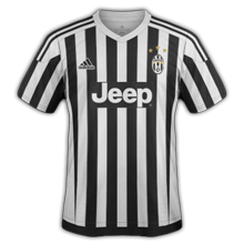 Juventus 2016 maillot domicile foot