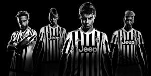 Juventus 2016 maillot domicile officiel 15-16