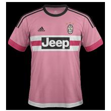 Juventus 2016 maillot exterieur foot 2015-2016