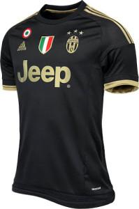 Juventus 2016 maillot third 15-16 foot