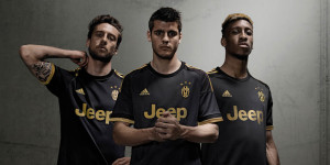 Juventus 2016 maillot third officiel 2015 2016