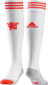 Manchester United 2016 chaussettes third 15-16