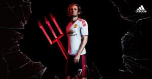 Manchester United 206 maillot exterieur officiel