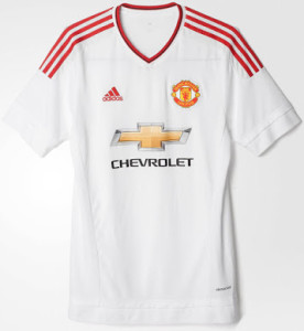 Manchester United 206 maillot exterieur officiel foot