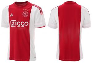 Ajax 2016 maillot de foot domicile 2015 2016