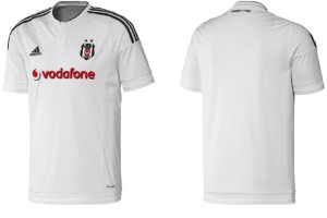 Besiktas 2016 maillot de football domicile 2015 2016
