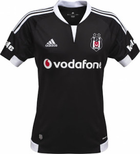 Besiktas 2016 maillot third 2015 2016