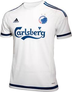 Copenhague 2016 maillot de foot domicile 15-16