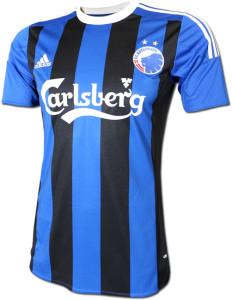 Copenhague 2016 maillot de foot exterieur 15-16