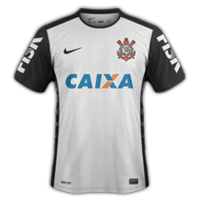 Corinthians 2015 2016 maillot domicile football