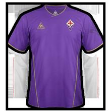 Fiorentina 2016 maillot domicile foot