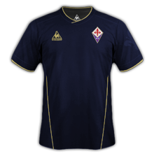 Fiorentina 2016-troisieme maillot third