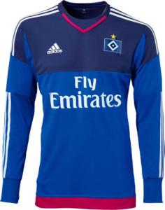 Hambourg 2016 maillot de gardien 15-16