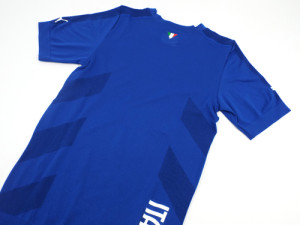 Italie 2015 dos maillot entrainement foot