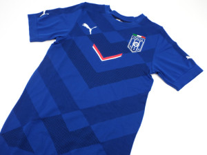 Italie 2015 face maillot entrainement foot