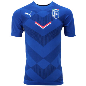 Italie 2015 maillot entrainement football