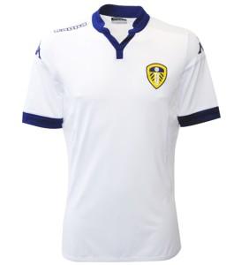 Leeds 2016 maillot foot domicile 15-16
