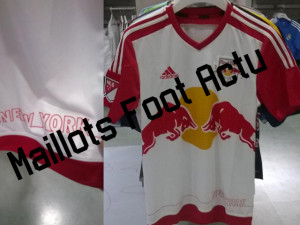 New York Red Bull 2015 maillot foot domicile