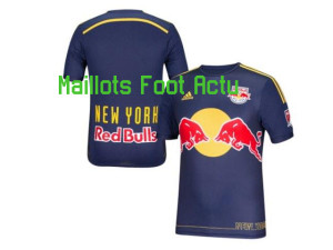 New York Red Bull 2015 maillot foot exterieur
