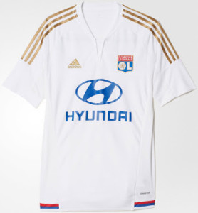 OL 2016 maillot foot third grand stade maillot des lumières