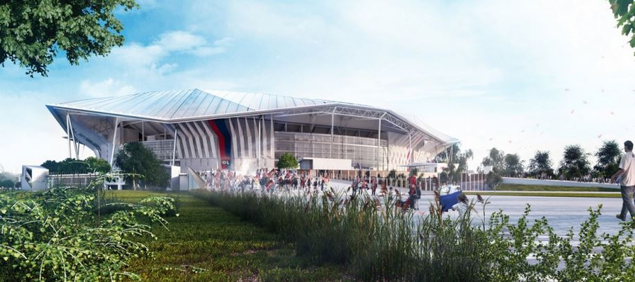 Grand Stade OL Lyon