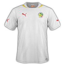 Senegal 2015 maillot domicile CAN 2015