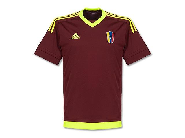 d5666af18fcfe Venezuela 2015 maillot de foot domicile Copa America ...