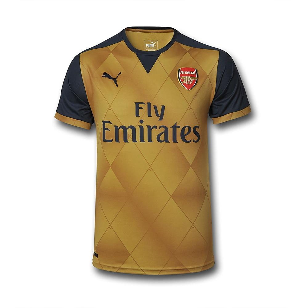 Arsenal maillot football maillots foot actu for Arsenal maillot exterieur 2013