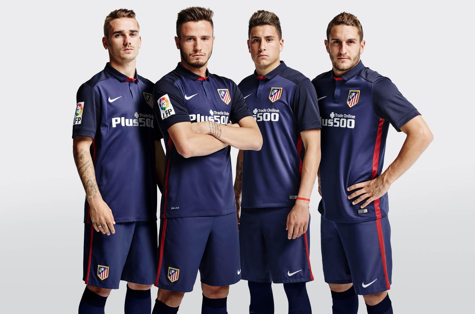 Maillot THIRD Atlético de Madrid online