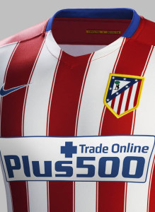 Atletico-Madrid 2016 torse maillot foot domicile 15-16