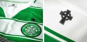 Celtic 2016 maillot domicile détails