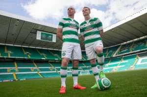 Celtic 2016 maillot foot domicile officiel 15-16
