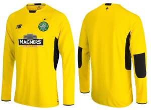 Celtic 2016 maillot gardien foot