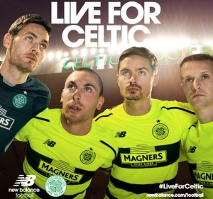 Celtic 2016 maillot third 15-16 foot officiel