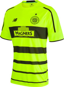 Celtic 2016 maillot third 15-16
