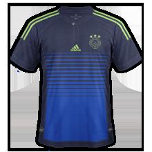 Fenerbahce 2016 troisieme maillot third 15-16