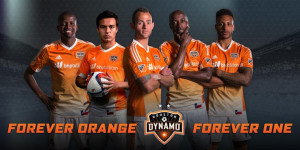 Houston Dynamo 2015 maillot domicile football