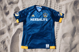 LA Galaxy 2015 maillot football domicile