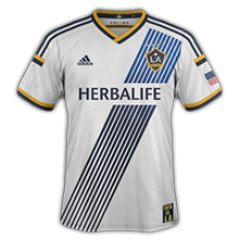 Los Angeles Galaxy 2015 maillot football domicile
