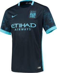 Manchester City 2016 maillot foot exterieur 2015 2016
