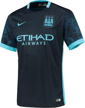 Maillot Extérieur Manchester City de foot