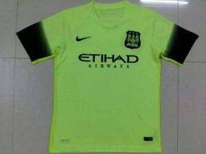 Manchester City 2016 maillot third 15-16 football